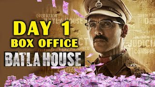 BATLA HOUSE Opening Day Collection | DAY 1 | John Abraham | Box Office Prediction