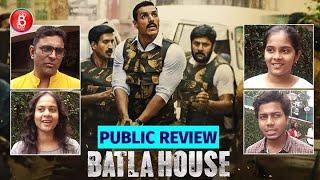 Batla House Public Review | John Abraham |  Mrunal Thakur