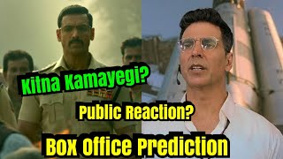 Mission Mangal Vs <span class='mark'>Batla House</span> Box Office Prediction Day 1 PUBLIC Reaction