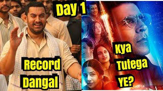 Will Mission Mangal Able To Break Dangal Day 1 Collection Record?