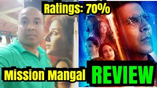 Mission Mangal Review In Detail