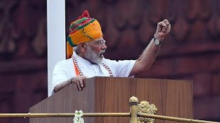 Independence Day speech: PM Modi urges people to use 'Made in India' products