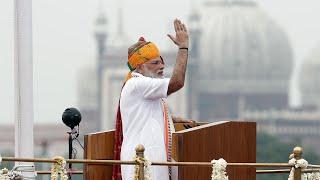 Independence Day: PM Narendra Modi expresses concern over 'population explosion'