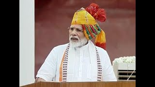 Rs 3.35 lakh crore for Jal Jeevan Mission: PM Modi in Independence Day speech