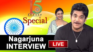 Nagarjuna LIVE | Manmadhudu 2 Movie Team Interview | Rakul Preet Singh | Top Telugu TV