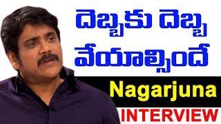 Nagarjuna Interview | Manmadhudu 2 Movie | Rakul Preet Singh | Telugu Latest Interviews 2019