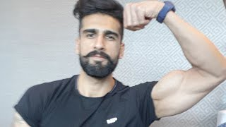 Abhinav MAHAJAN! The INDIAN Fitness YouTuber!