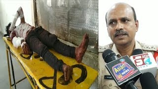Dost Ne Kiya Dost Par Jaanleva Humla At Baba Nagar @ SACH NEWS..