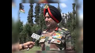 Pak Army's misadventure will get befitting response: Lt Gen Ranbir Singh