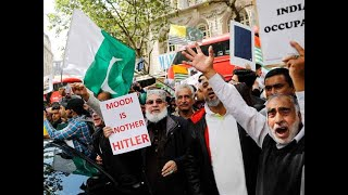 4 arrested in anti-India protest outside Indian mission in UK