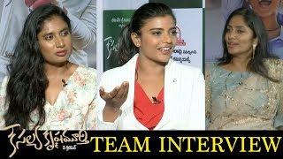 Kousalya Krishna Murthy Team Interview | Aishwarya Rajesh | Mithali || Bhavani HD Movies