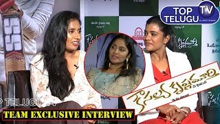 Kausalya Krishnamurthy Team exclusive interview || Mithali Raj || Aishwarya Rajesh || Top Telugu TV