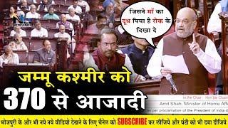 मोदी जी के सामने Amit Shah ने किस तरह दिलाया जम्मू कश्मीर को 370 से आज़ादी, Amit Shah Exclusive Video