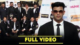 Actor Sahil Khan At Launch Of Bodypower Cricket League Auction