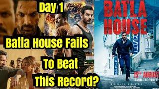 <span class='mark'>Batla House</span> Box Office Collection Day 1 Fails To Beat Satyameva Jayate Record
