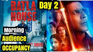 Mission Mangal Vs <span class='mark'>Batla House</span> Audience Occupancy Report Day 2