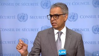 UNSC meet on Kashmir: Article 370 India's internal matter, Pak misleading world, says Akbaruddin