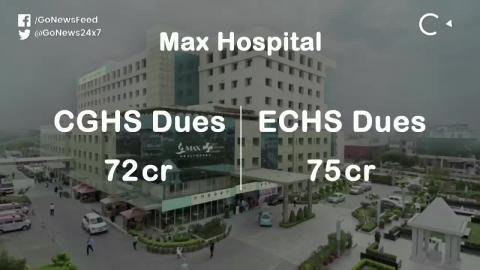 केन्द्रीय योजनाओं के तहत निशुल्क इलाज सुविधा के लिये, सरकार नहीं दे पाई है बकाया 1400 करोड़