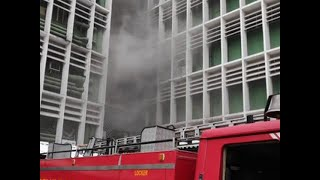 Delhi: Fire breaks out at AIIMS due to short circuit