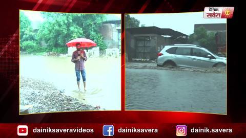 Exclusive- भारी Rain के कारण जल-थल हुआ Jalandhar