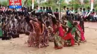 થરાદ-નાળોલ પ્રાથમિક શાળા ખાતે સ્વતંત્ર પર્વની ઉજવણી કરાય