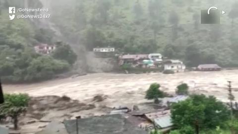 इन चार राज्यों पर मंडरा रहा है बाढ़ का खतरा