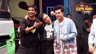 Chhichhore Star Cast Spotted At The Kapil Sharma Show | Shraddha, Sushant Singh Rajput, Varun Sharma