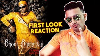Bhool Bhulaiyaa 2 Official Look Out | Reaction | Review | Kartik Aaryan