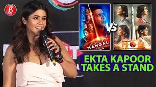 Akshay Kumar's Mission Mangal Vs ALT Balaji's MOM? Ekta Kapoor Takes A Stand