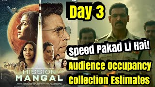 Mission Mangal Vs Batla House Audience Occupancy And Collection Estimates Day 3