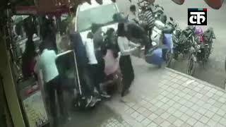बेंगलुरू: शराबी ने फुटपाथ के 10 से ज्यादा लोगों को गाड़ी से कुचला, देखकर खड़े हो जाएंगे रोंगटे