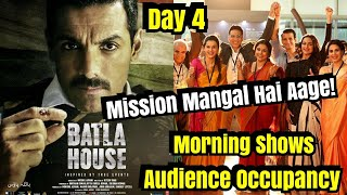 Mission Mangal Vs Batla House Audience Occupancy Day 4 Akshay Kumar Film Marching Towards 100 Crore!