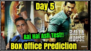 Mission Mangal Vs Batla House Box Office Prediction Day 5
