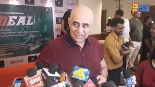 Puneet Issar, Siddhant Issar, Ganesh Acharya, Ahsaan Qureshi At Mahurat of Last Deal Film