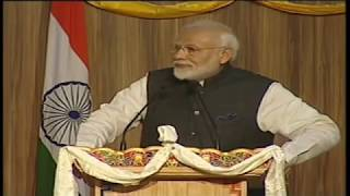 PM Modis interaction with students at Royal University of Bhutan