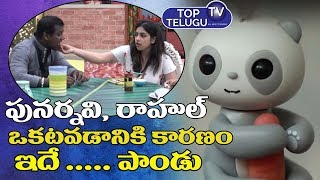 Panda Revealed About Punarnavi & Rahul In Bigg Boss Telugu 3 Latest News | Star Maa | Top Telugu TV