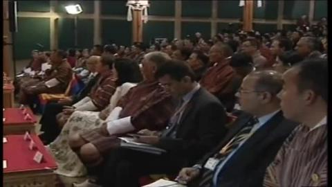 PM Shri Narendra Modi's interaction with students at Royal University of Bhutan