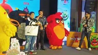 Kapil Sharma And Kiku Sharda At The Angry Birds Movie 2 Launch In Hindi