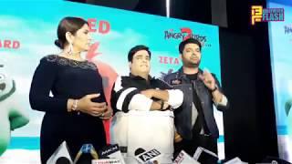 Kapil Sharma, Kiku Sharda & Archana Puran Singh - Full Interview - The Angry Birds 2 Movie