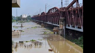 Delhi: Water level in Yamuna crosses 'warning mark', CM calls meeting to assess situation