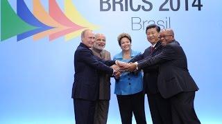 PM Narendra Modi with BRICS Leaders | PMO
