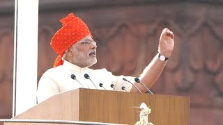 PM's address to the nation on 68th Independence Day | PMO