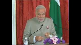 PM JAPAN VISIT-SIGNING OF AGREEMENTS AND JOINT PRESS REMARKS | PMO