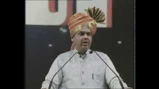 "PM Narendra Modi Attends Platinum Jubli Function of ""Pudhari"" News Paper | PMO"
