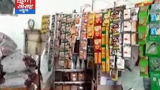જામનગર-ખંભાળિયા ગેટ પાસે દુકાનમાં ચોરી