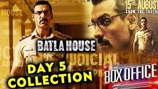 Batla House | 5th Day Collection | Box Office Prediction| John Abraham | Mrunal Thakur