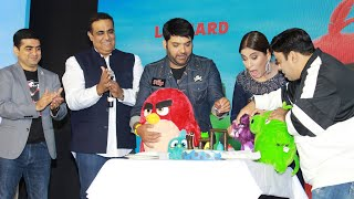 The Angry Birds Movie 2 In Hindi  Press Conference | FULL VIDEO | Kapil Sharma, Kiku Sharda, Archana