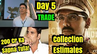 Mission Mangal And Batla House Collection Estimates Day 5 In TRADE