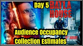 Mission Mangal Vs Batla House Audience Occupancy And Collection Estimates Day 5