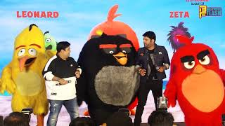 Kapil Sharma CRAZY Dance With Angry Birds & Kiku Sharda - The Angry Birds Movie 2 Special Event